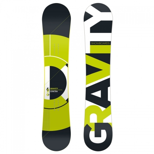 Snowboard Gravity Contra allmountain/freestyle - VÝPRODEJ