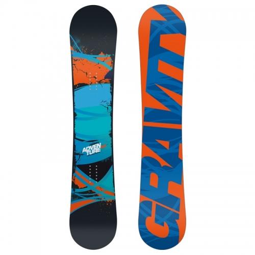 Snowboard Gravity Adventure 2016 - VÝPRODEJ
