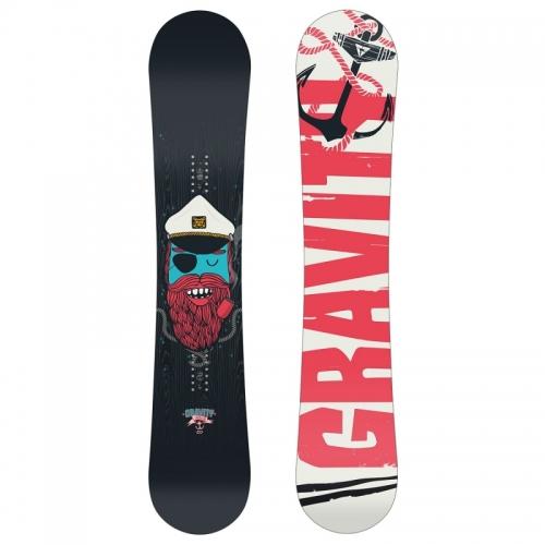 Dětský snowboard komplet pro kluky, chlapce, juniorský snowboardový set Gravity - VÝPRODEJ