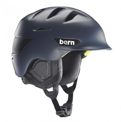 Pánská helma Bern Rollins matte navy blue - VÝPRODEJ
