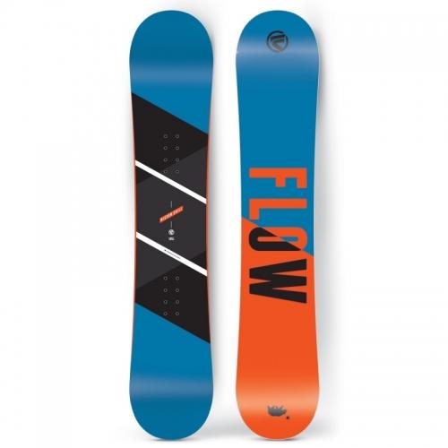 Snowboard Flow Micron Chill, kvalitní juniorské snowboardy  - VÝPRODEJ