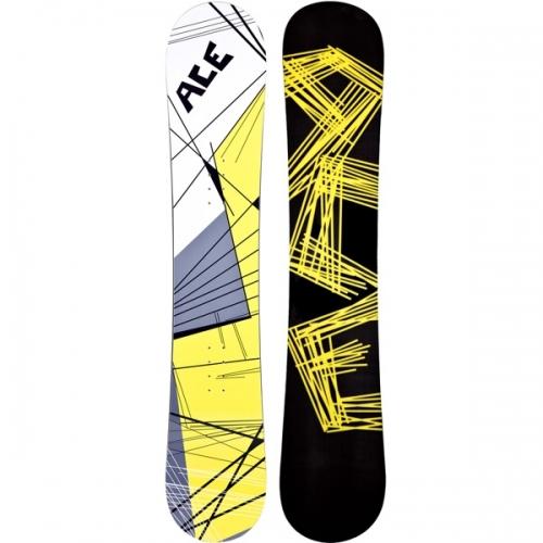 Allmountain snowboard Ace Cracker do všech terénů, akce levné snowboardy - VÝPRODEJ
