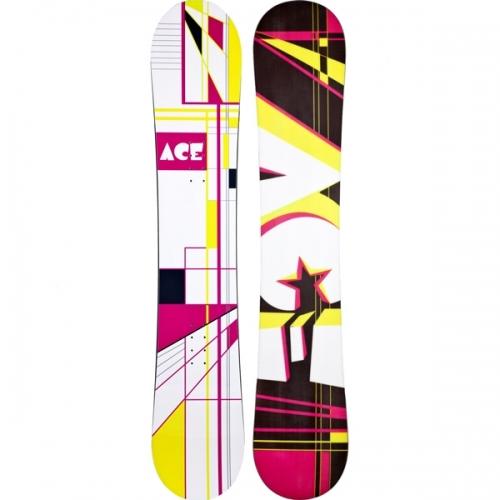 Dámský snowboard Ace Oddity S3 - VÝPRODEJ