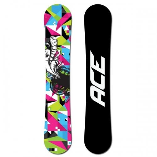 Snowboard Ace Demon - VÝPRODEJ