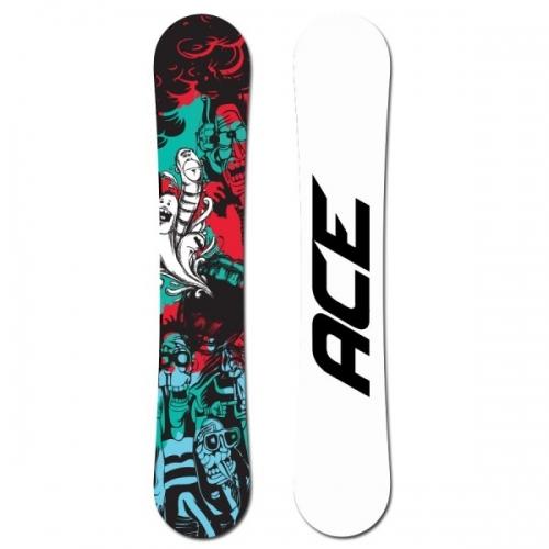 Snowboard Ace Villain - VÝPRODEJ