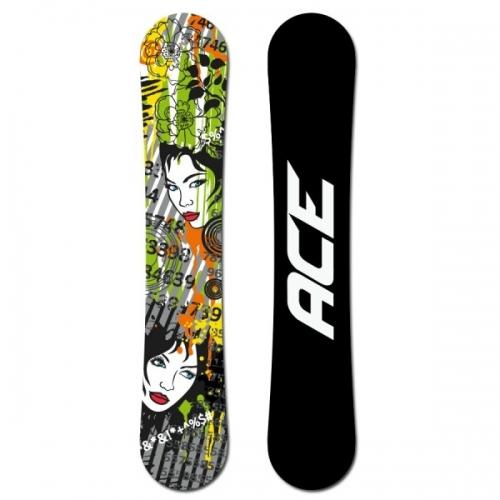Dámský snowboard Ace Vixen - VÝPRODEJ