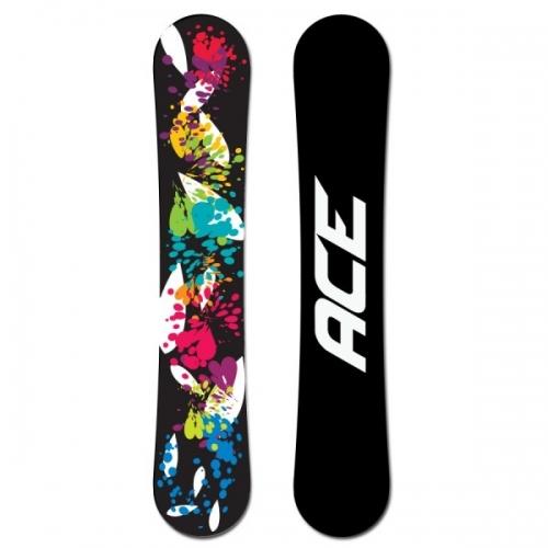 Snowboard Ace Splash - VÝPRODEJ