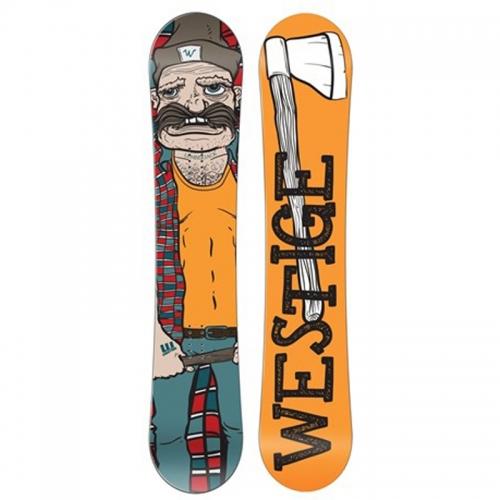 Snowboard Westige Lumber Jack Kid - VÝPRODEJ