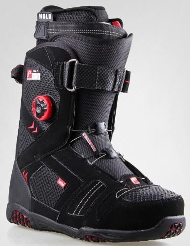 Snowboardové boty Head 5 Star Boa, kvalitní boty s kolečkem a suchým zipem - VÝPRODEJ