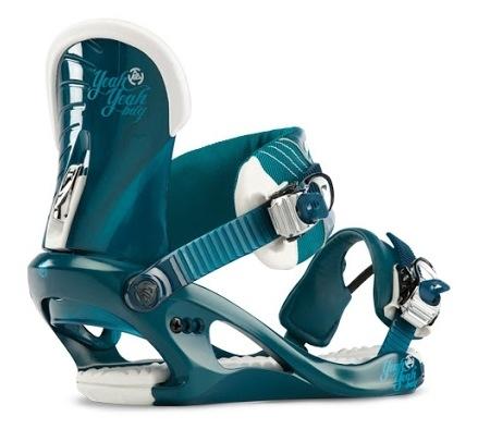 Dámské a dívčí vázání na snowboad K2 Yeah na boty EU 34-38 - VÝPRODEJ