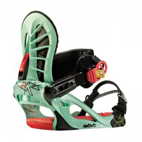 Snowboardové vázání K2 Auto Agogo na boty 34-37 - VÝPRODEJ