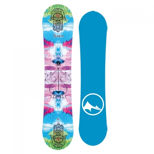 Dívčí snowboard Trans Fe girl lotus - VÝPRODEJ