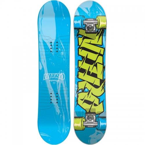 Dětský snowboard Nitro Ripper Kids wide - AKCE