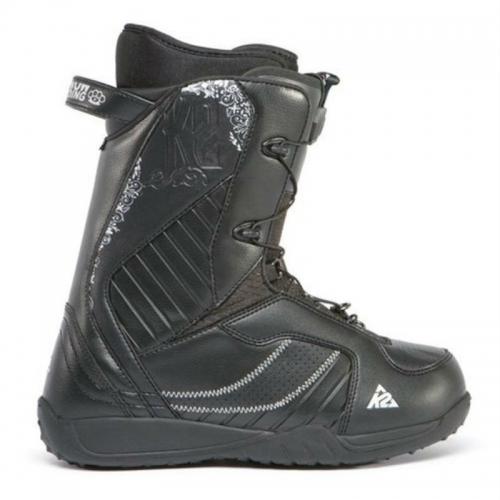 Snowboardové boty K2 Pulse black - VÝPRODEJ