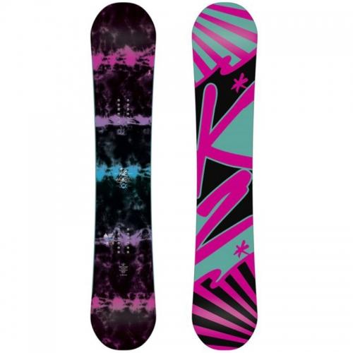 Dámský snowboard K2 Sky Lite, dámské allmountain/freestyle snowboardy K2 - VÝPRODEJ