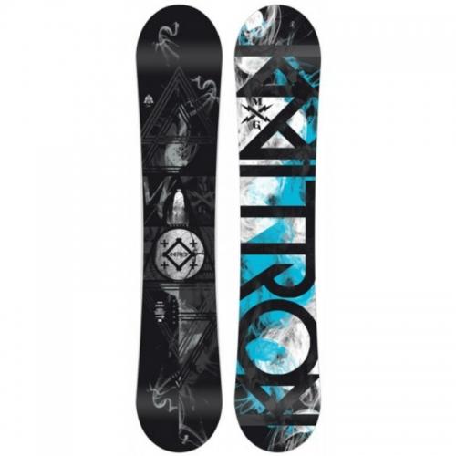 Pánský snowboard Nitro Magnum 165cm - VÝPRODEJ