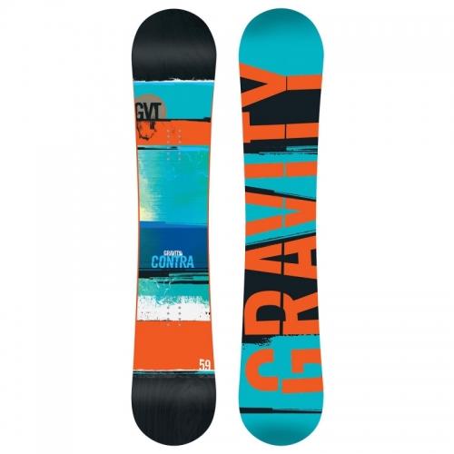Freestyle snowboard Gravity Contra 2016/17 - VÝPRODEJ