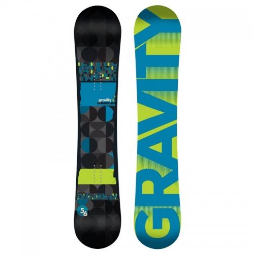 Snowboard Gravity Adventure 2016/17 - AKCE