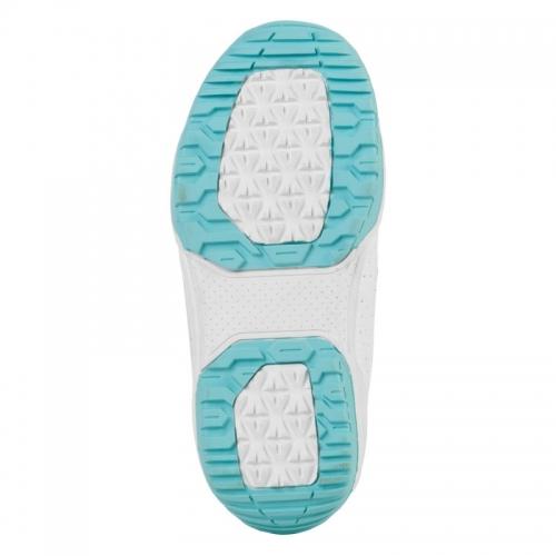Dámské boty na snowboard Gravity Aura white/bílé - VÝPRODEJ