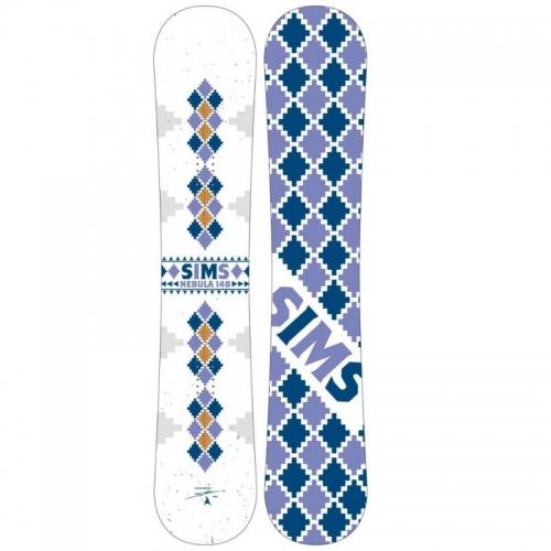 Dámský snowboard Sims Nebula - AKCE