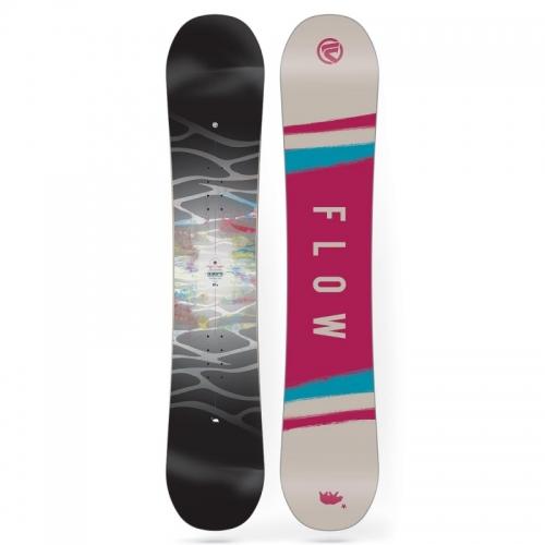 Dámský snowboard Flow Silhouette 2017 - AKCE