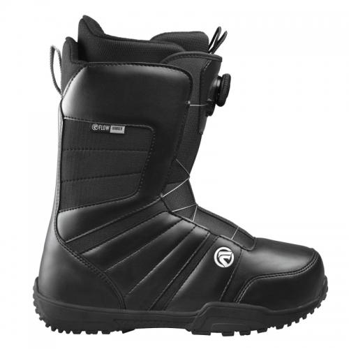 Boty na snb Flow Ranger Boa black - VÝPRODEJ