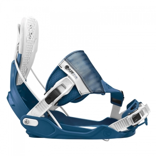 Snowboardové vázání Flow Five Hybrid blue / modré - VÝPRODEJ