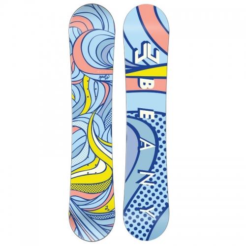 Dětský snowboard Beany Pasta