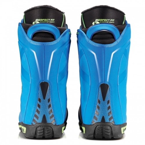 Snowboardové boty Head One Boa modré - AKCE