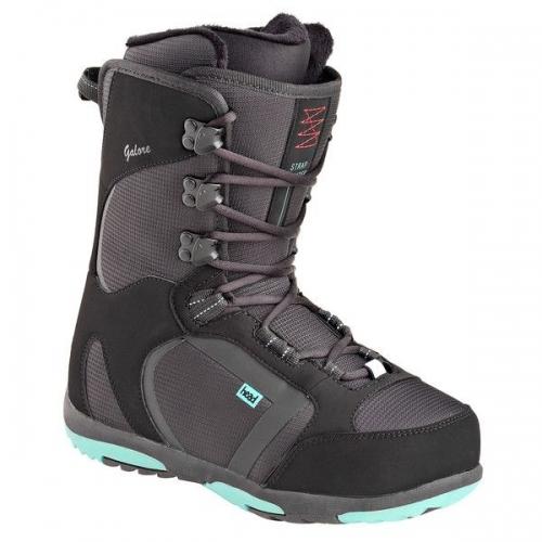 Dámské snowboardové boty Head Galore black/blue - VÝPRODEJ