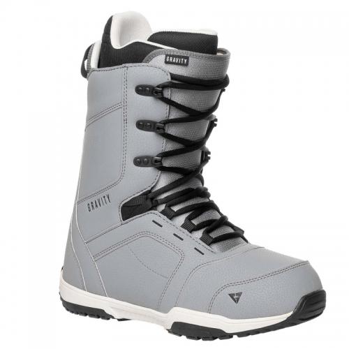 Snowboardové boty Gravity Recon grey/šedé - VÝPRODEJ