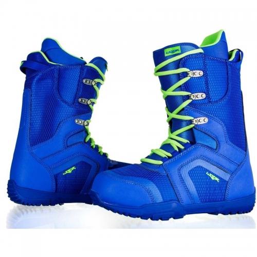 Snowboardové boty Woox Fairair blue / modré - AKCE