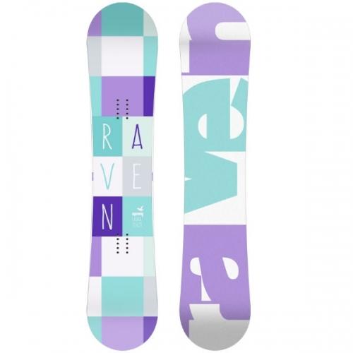 Dámský snowboard Raven Laura 17/18
