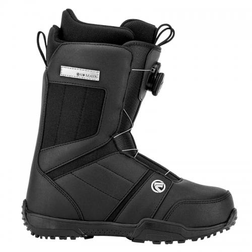Dámské snowboardové boty Flow Maya black - VÝPRODEJ