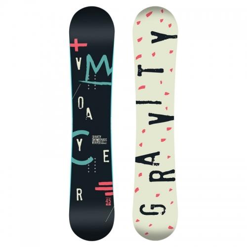 Dámský snowboard komplet Gravity Voayer 17/18 - VÝPRODEJ