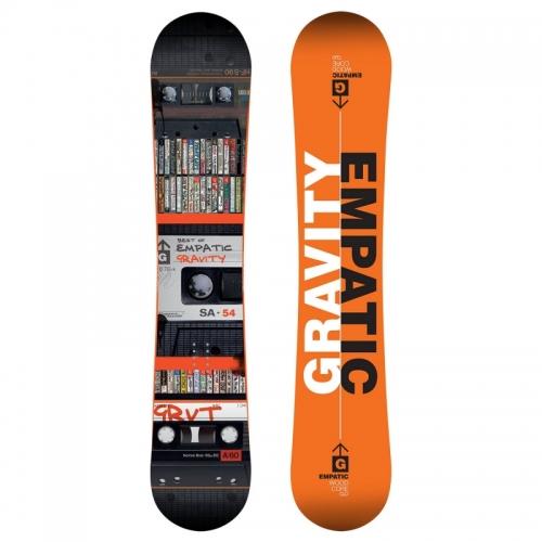 Pánský snowboard komplet Gravity Empatic - VÝPRODEJ