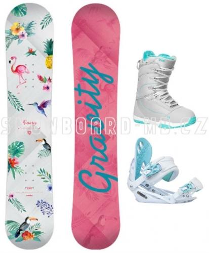 Dívčí komplet Gravity Fairy (větší boty) - VÝPRODEJ
