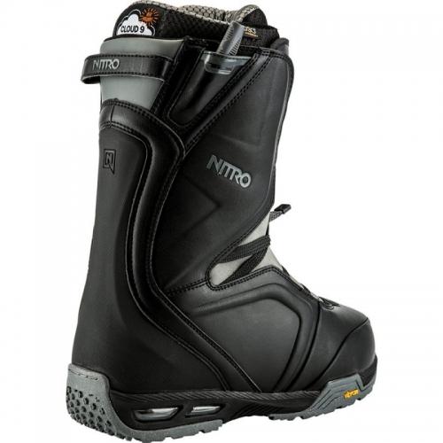 Snowboardové boty Nitro Team TLS black