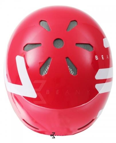 Dětská helma Beany Twin red/white