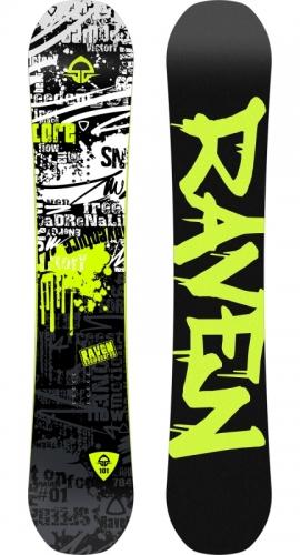 Chlapecký snowboardový set Raven Core junior - VÝPRODEJ