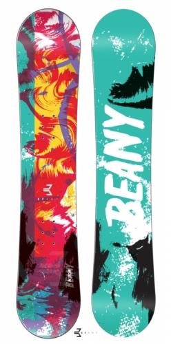 Snowboardový komplet Beany Action pro větší děti a juniory - VÝPRODEJ