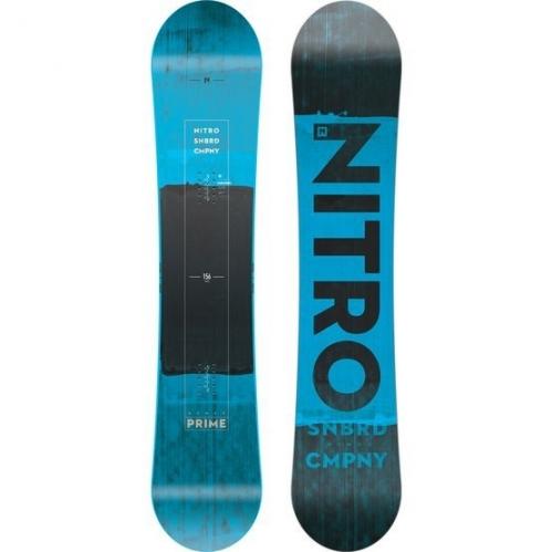 Snowboard Nitro Prime Blue Wide 2019
