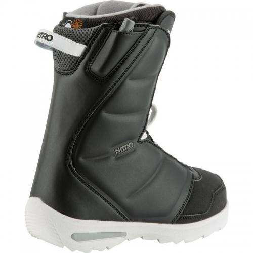 Dámské snowboardové boty Flora TLS black 2019
