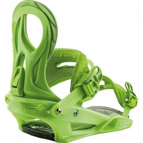 Dámské snb vázání Nitro Lynx avocado / zelené