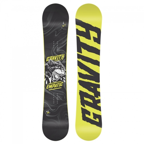 Freestyle / allmountain snowboard Gravity Empatic 2019 - VÝPRODEJ