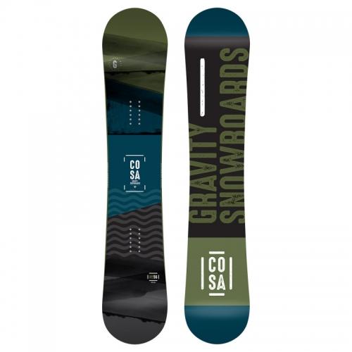 Snowboard Gravity Cosa 2019 - VÝPRODEJ