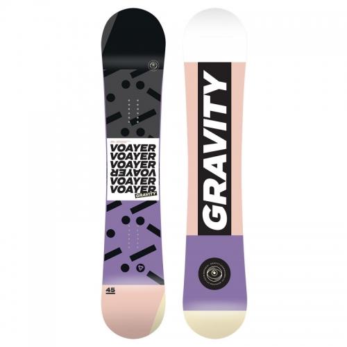 Dámský snowboard Gravity Voayer 2019 - VÝPRODEJ