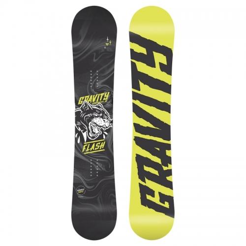 Dětský chlapecký snowboard Gravity Flash 2018/2019