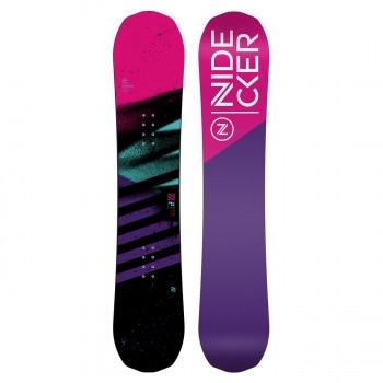 Snowboard Nidecker Micron Flake - VÝPRODEJ