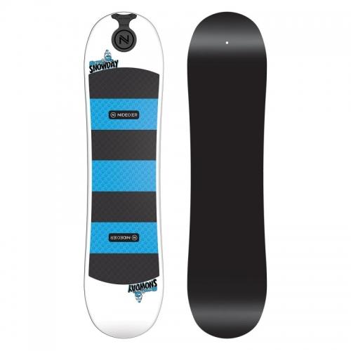 Dětský malý snowboard Nidecker Micron Snowday 80 cm